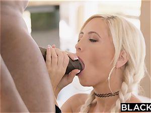 BLACKED Divorcee covets Mandingos big black cock