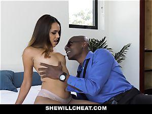 ShewillCheat - spectacular wifey bangs bbc