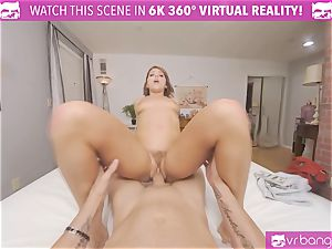 VRBangers cool Adriana Chechik boinked By A humungous man-meat And sploog rigid