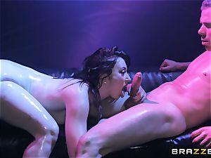 Mandy Muse rump porked deep by Mick Blue