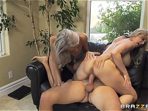 nanny Janice Griffith joins Brandi love for a tearing up