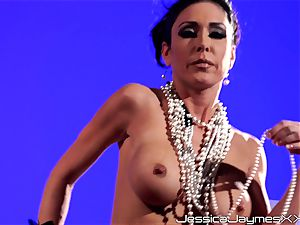 Jessica Jaymes solo masturbation steaming episode
