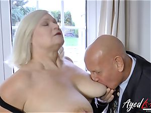 AgedLovE Lacey Starr and Paul xxx act