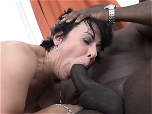 cheating instructing Wathcing wife have very first interracial
