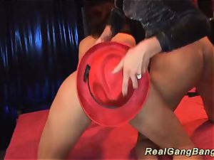 fledgling swinger party fuck-a-thon