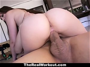 TheRealWorkout Kimber Lee pummeled By Her Soccer Coach