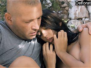 Gathieu Mirelle shy but super hot virgin