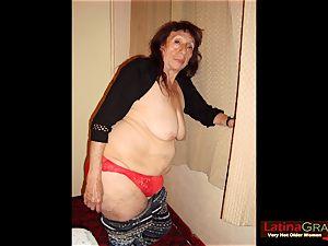 LatinaGrannY steaming Spanish grannie femmes Slideshow