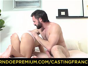 audition FRANCAIS - fledgling beauty nailed and spunk caked