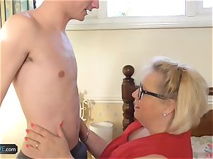 AgedLovE chesty Matures gonzo tear up Compilation
