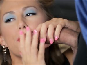 Penny Pax and Carter Cruise service a big fuck-stick