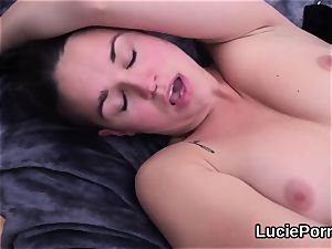 amateur lesbian sweeties get their open up vaginas munched and ravaged