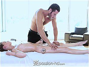 hump massage with Kacy Lane