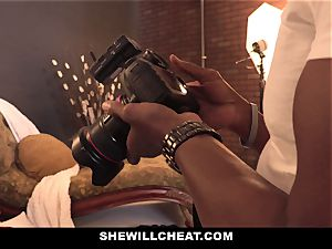 SheWillCheat - super-steamy asian wife railed By big black cock