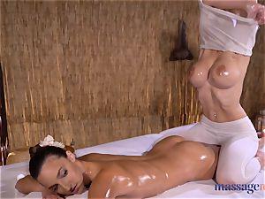 massage apartments wonderful brown-haired Amirah Adara