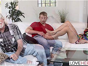 dude penetrates his torrid stepmom