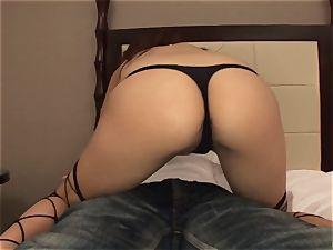 Serious pornography play in pov mode with Kanako Tsuchiyo