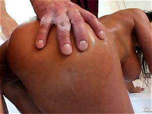 LiveGonzo Lisa Ann Mature mother orgasm