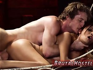 bondage anal invasion internal cumshot and transsexual penalty xxx scanty little Jade Jantzen, she just desired to