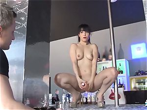 LA COCHONNE - insatiable group intercourse with lusty French honey