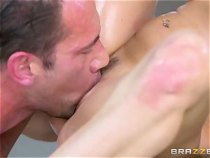 My greatest pal 's ample chesty promiscuous mother Alexis Fawx takes my boner
