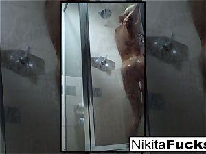 Nikita's handsome home movie