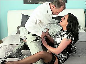 molten mommy plumbed by nasty dad